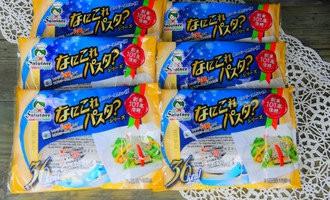 日本名古屋進口蒟蒻纖食麵-四件組
