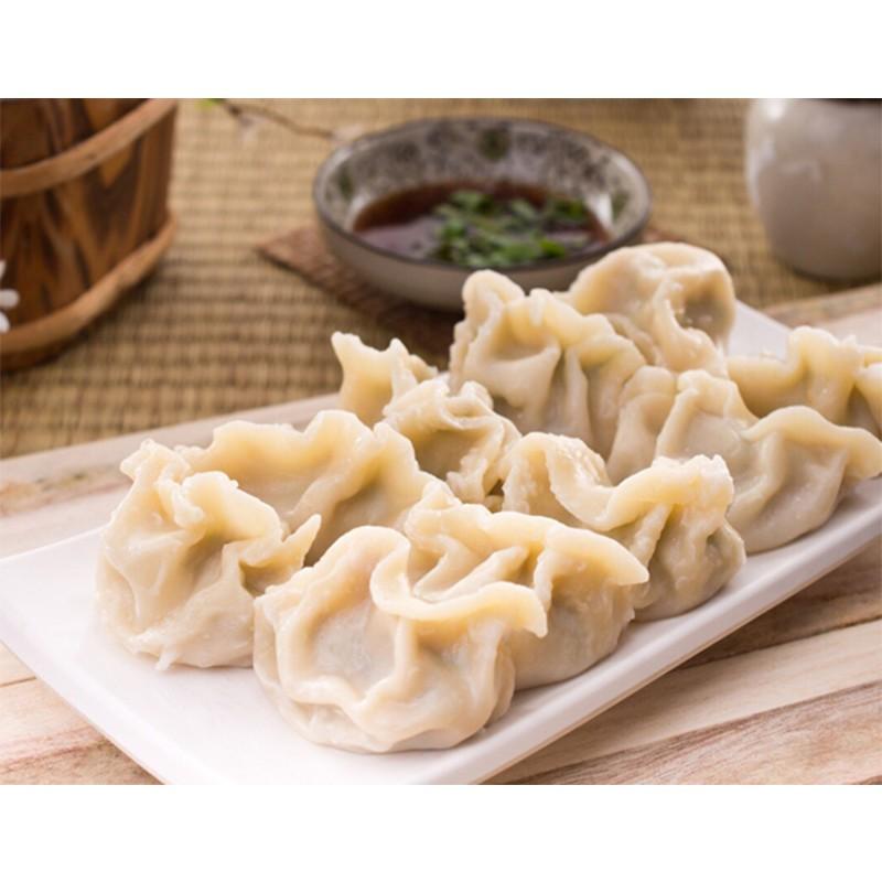 【禾家香】全素鮮蔬手工水餃~(540g/包,約30顆)