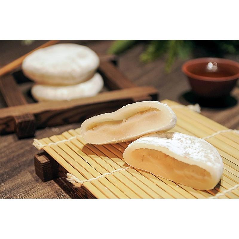【台東福和成餅店】18盒 手工綠豆麻糬