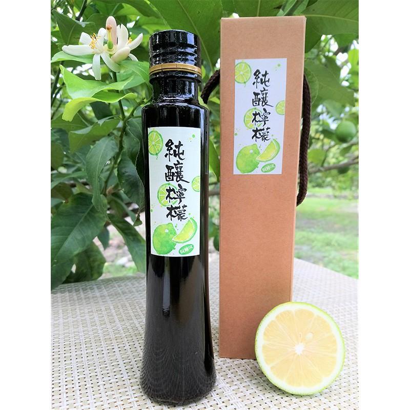 【台東老王農場】1小瓶 自然發酵釀造!純釀檸檬醱酵液