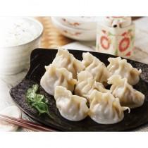 【禾家香】手工水餃–45顆裝~(高麗菜豬肉/韭菜豬肉任選)(810g/包)