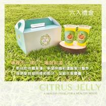【流星花園柑橘吸凍】一箱(12盒,每盒6入)