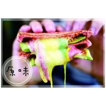 爆漿原味彩虹起士吐司(奶素可用)