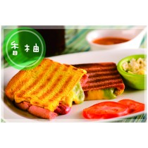 爆漿香柚彩虹起士吐司(奶素可用)